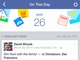 Facebook、「過去のこの日」を段階的に公開中