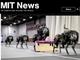 走りながらハードルを飛び越える四足ロボット MITが実験に成功(動画あり)
