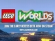 LEGO�A�}�C���N���t�g�̂悤�ȁuLEGO Worlds�v��Steam�Ō��J�ցi����A�N�Z�X���j