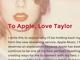 Apple Musicからテイラー・スウィフトがアルバム引き上げ「アーティストに3カ月支払いなし」に抗議