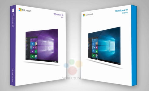 windows 10 package