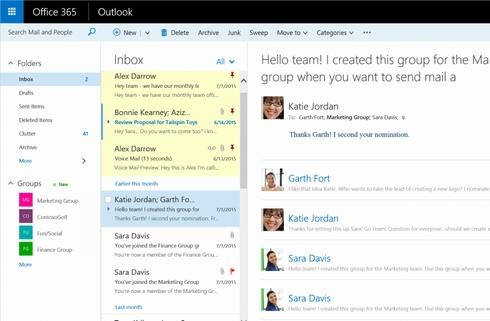 Outlook on the Web」(旧「OWA」)大幅アップデート - ITmedia NEWS