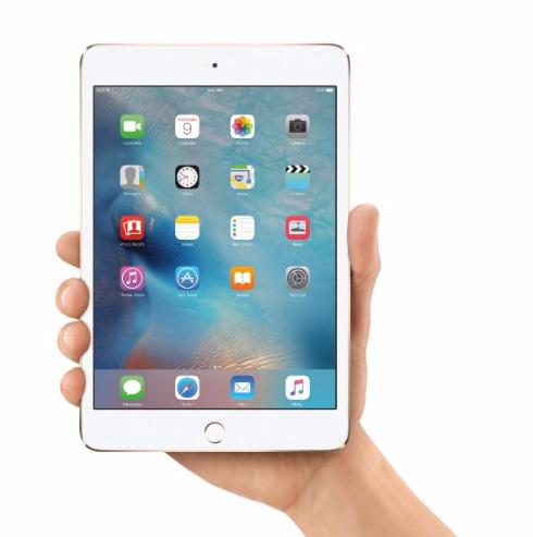 iPad mini 4も登場
