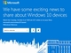 Microsoft、10月6日に新製品発表イベントを生中継へ 次期SurfaceやLumiaを発表か