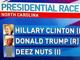 """米大統領選サイトで""""荒らし""""ブーム? 「あのデブいケツ」「とても変な犬」……存在しないニセ候補者が続々"""