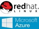 Microsoft��Red Hat����g���\�@Azure��Enterprise Linux�𐳎��T�|�[�g��