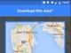 GoogleマップのAndroid版に本格的オフライン機能追加 ナビも可能に