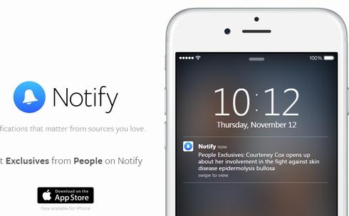notify 1