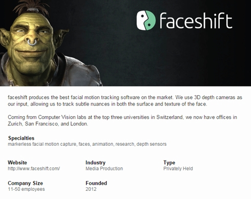 faceshift 1