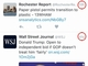 Twitter、タイムラインでのツイート非時系列表示をテスト中