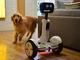 Segway、ロボットに変身するホバーボード「Segway Robot」発表