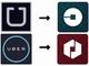 Uber、企業ロゴとアプリアイコンのデザインを変更