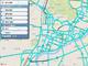 被災地の渋滞・通行止めを表示 トヨタ「通れた道マップ」をアップデート