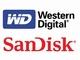 Western DigitalによるSanDisk買収が完了