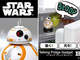 スター・ウォーズ「BB-8」が冷蔵庫を見守る新ガジェット 開けっ放しはしゃべってお知らせ