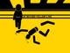 ロサンゼルス地下鉄の歩きスマホ警告動画がシビア