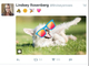 Twitterの公式アプリに画像ツイートを加工する「ステッカー機能」追加