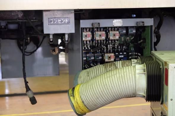 東京メトロ「中野車両基地」