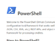 Microsoft、「PowerShell」をオープンソース化し、LinuxとOS X版を提供