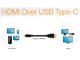 「USB Type-C」←→「HDMI」ケーブル、2017年初頭にも登場へ