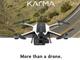 GoPro、折りたたみドローン「Karma」(9万円)と新カメラ「HERO5」を10月発売へ