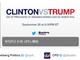 Twitter、Facebook、Googleが大統領選ディベート生中継で三つどもえ
