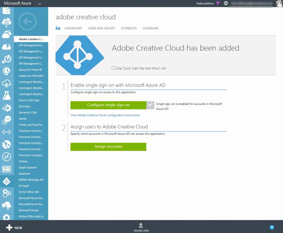 Microsoft Adobe Systems Azure Itmedia News