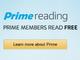 "Amazon.com、プライム会員向けに""1000冊以上読み放題""の「Prime Reading」開始"