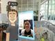 Facebook、仮想現実内の表情も変わる似顔アバターや体験共有機能のプロトタイプを披露