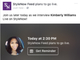 Facebookページに「ライブ動画」の予告機能追加へ