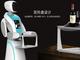 中国の「料理運搬ロボット」がすごかった 人より早く料理を提供、価格は約123万円