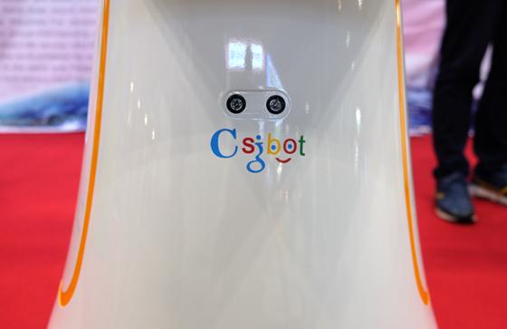 中国ロボット