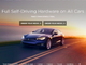 "Tesla、全モデルを""完全自動運転対応""で製造販売し、ソフト更新で有効化へ"