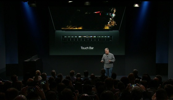 新しいMacBook Pro