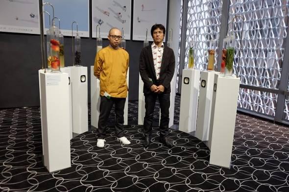 資生堂「LINK OF LIFE エイジングは未来だ 展」