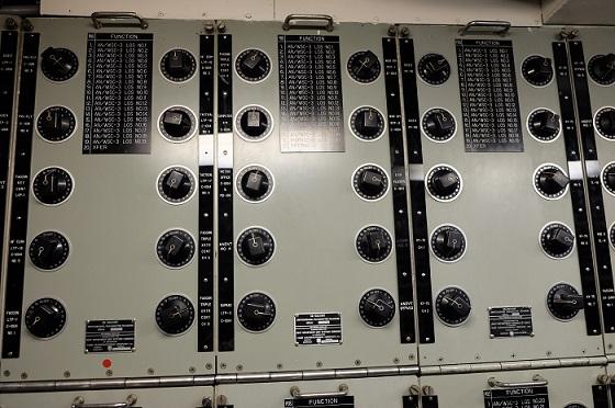 アメリカ海軍の航空母艦「ミッドウェイ」