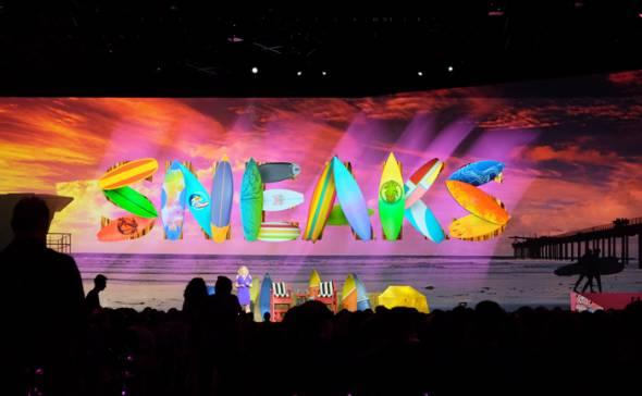 Adobe MAX「Sneaks」