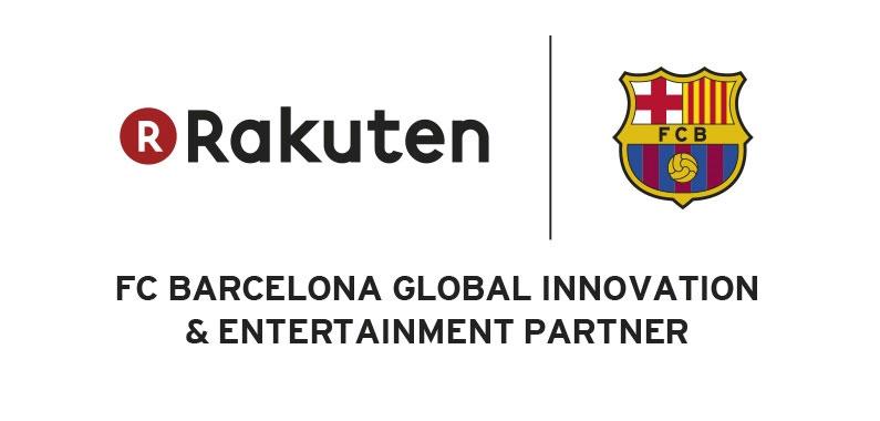 楽天、FCバルセロナのスポンサーに ユニフォーム胸に楽天ロゴ 「Viber」やAI技術も活用へ