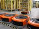 """Amazonが日本の物流センターに初導入した""""秘密兵器ロボ""""「Amazon Robotics」を見てきた(動画あり)"""