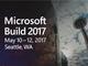 Microsoft、「Build 2017」など、来年のイベントスケジュールを発表
