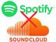 Spotify、SoundCloud買収を見送りか