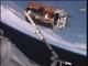 国際宇宙ステーション、「こうのとり」6号機をロボットアームでキャッチ その瞬間を見てきた