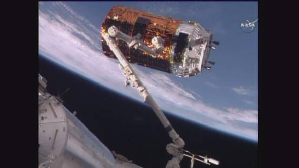 宇宙ステーション補給機「こうのとり」6号機