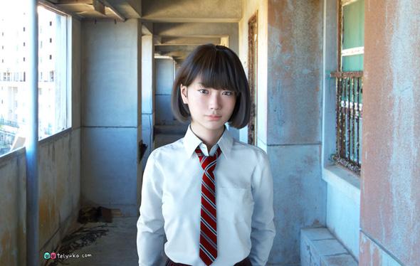 エロアニメ 美少女 学生 3d