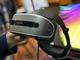 Lenovo、Windows Holographic対応VRヘッドセットの実機を公開 正面には2眼カメラを搭載