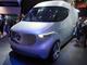 CES 2017:天井にドローン搭載 ベンツが提案する未来の宅配用コンセプトカー