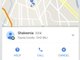 GoogleマップアプリからのUber配車が可能に