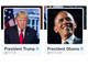 米大統領の公式Twitterアカウント移行ミスで56万人が意図せずトランプ氏をフォロー(修正済み)