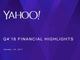 米Yahoo!、Verizonによる買収完了は第2四半期にずれ込み