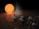 NASA、地球に似た7つの惑星を40光年先に発見 生命居住可能性も